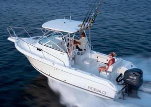 Used Robalo R235 Walkaround Cuddy Cabin Boat For Sale