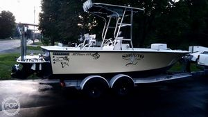 Used Hi Liner 222 Center Console Fishing Boat For Sale