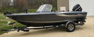 Used Triton 186 Fishunter Freshwater Fishing Boat For Sale