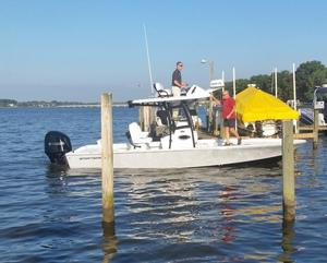 New Sportsman Masters 267 Center Console Fishing Boat For Sale