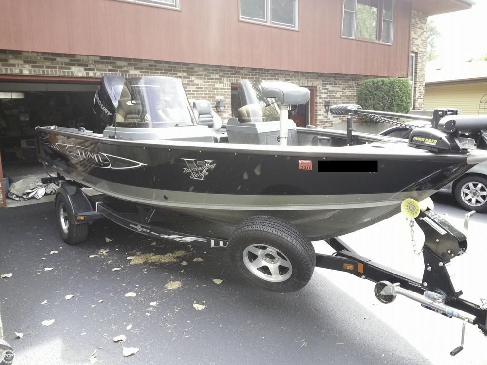 2013 used lund 1875 pro v se bass boat for sale 38 000 for Used lund fishing boats for sale