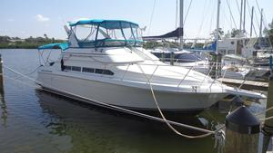 Used Carver Santego 380 Convertible Fishing Boat For Sale