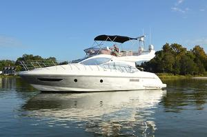 Used Azimut 45 fly Motor Yacht For Sale