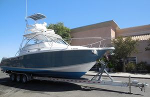 Used Proline 35 Express35 Express Walkaround Fishing Boat For Sale
