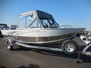 New Hewescraft 200 Sportsman Aluminum Fishing Boat For Sale
