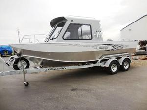 New Hewescraft 200 Pro-V HT w/ET Aluminum Fishing Boat For Sale