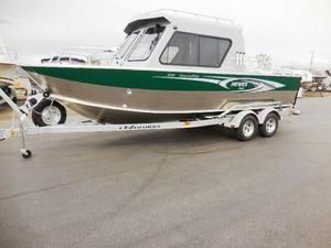 New Hewescraft 220 Ocean Pro HT w/ET Aluminum Fishing Boat For Sale