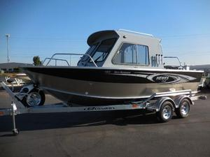 New Hewescraft 190 Sea Runner HT w/ET Runabout Boat For Sale