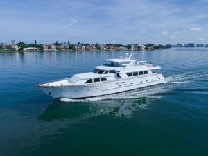 Used Broward Pilot House Motor Yacht Motor Yacht For Sale