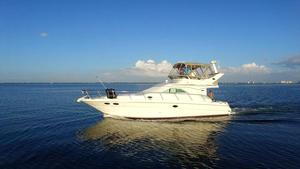 New Sea Ray 400 Sedan Bridge Motor Yacht For Sale