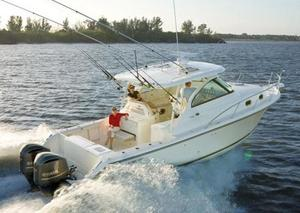 New Pursuit OS 345 Offshore Saltwater Fishing Boat For Sale