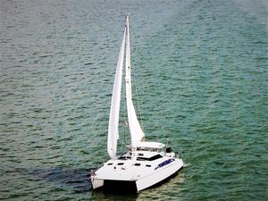 Used Pdq 36 LRC Catamaran Sailboat For Sale