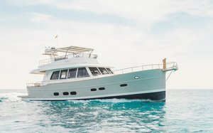New Minorca Islander 68 Motor Yacht For Sale
