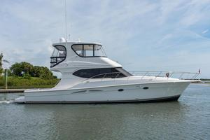 New Silverton 48 Convertible Boat For Sale