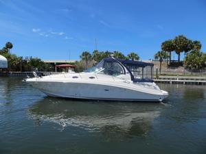 New Sea Ray 340 Sundancer Cruiser Boat For Sale