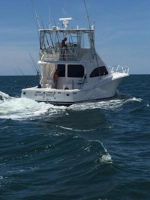 New Luhrs 41 Convertible Saltwater Fishing Boat For Sale
