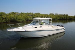 New Boston Whaler 305 Conquest Saltwater Fishing Boat For Sale