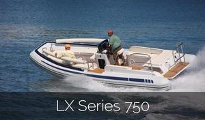 New Novurania LX Series 750 Tender Boat For Sale