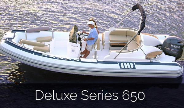 New Novurania LX Series 650 Tender Boat For Sale