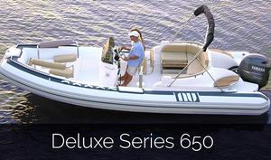 New Novurania LX Series 650 Tender Boat For Sale
