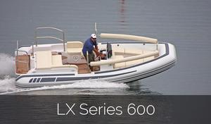 New Novurania LX Series 600 Tender Boat For Sale