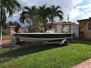 Used Hewes Light Tackle - 18' Sports Fishing Boat For Sale