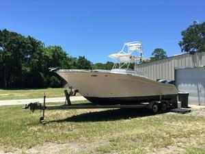 Used Cape Horn 3070 Saltwater Fishing Boat For Sale