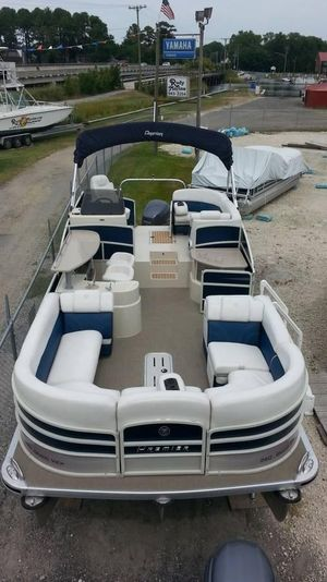 Used Premier 260 Grand View260 Grand View Pontoon Boat For Sale