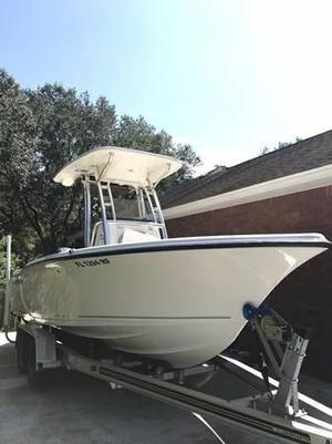 Used Key West 219 FS Saltwater Fishing Boat For Sale