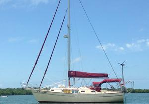 Used Island Packet 35 Cutter Sailboat For Sale