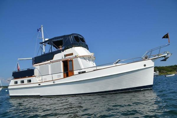 Used Grand Banks 42 Motor Yacht Motor Yacht For Sale
