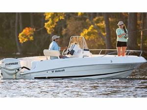 New Wellcraft 180 Fisherman Center Console Fishing Boat For Sale