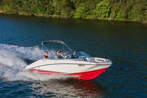 New Yamaha SX190 Bowrider Boat For Sale