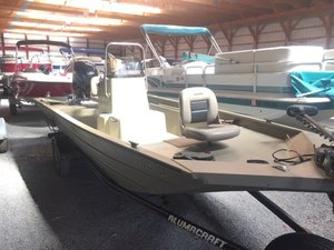 Used Alumacraft MV 1860 AW CC Sports Fishing Boat For Sale