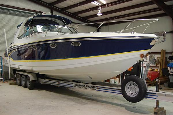Used Formula 37 SS Express Cruiser Boat For Sale