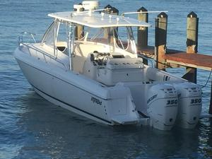 Used Intrepid Walkaround Fishing Boat For Sale