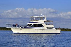 New Chris-Craft 480 Catalina Motor Yacht For Sale