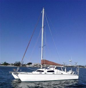 New Sail Craft Ltd Apache Catamaran Sailboat For Sale