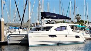 New Robertson & Caine Leopard 39 Owner Version Catamaran Sailboat For Sale