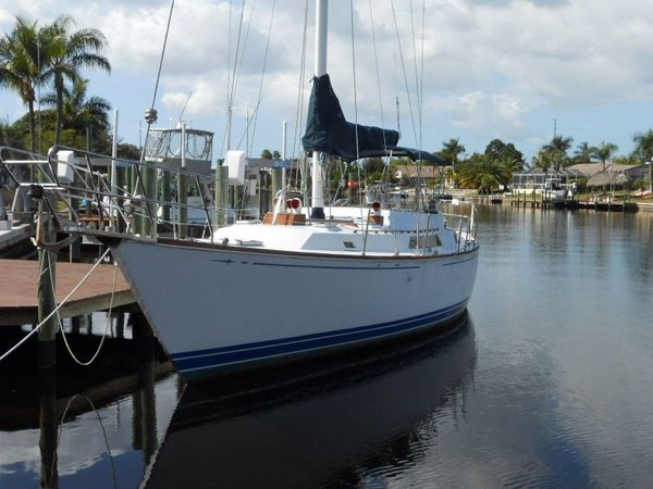Used C & C Landfall Cruiser Sailboat For Sale
