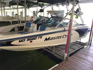 Used Mastercraft X-45 Ski and Wakeboard Boat For Sale