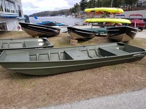 New Alumacraft 14361436 Utility Boat For Sale