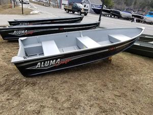 New Alumacraft T12VT12V Utility Boat For Sale