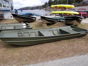 New Alumacraft 1436 Jon Boat1436 Jon Boat Other Boat For Sale