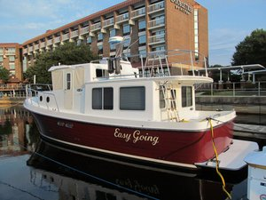 Used American Tug 34 Trawler Boat For Sale