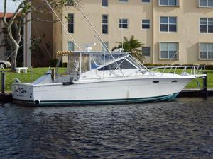 Used Blackfin 38 Combi Sports Fishing Boat For Sale
