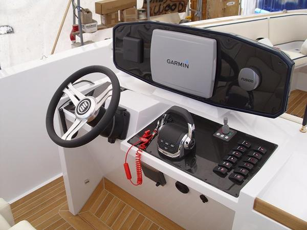 Used Novurania Chase Series 23 Tender Boat For Sale