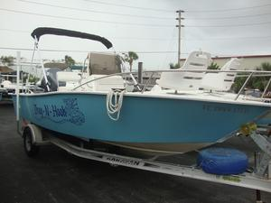 Used Palm Beach 191 Whitecap Center Console Fishing Boat For Sale