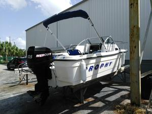 Used Bayliner Cabin Walkaround Cuddy Cabin Boat For Sale