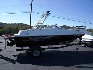 Used Bayliner 195 Deckboat Deck Boat For Sale